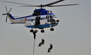 elicopter exercitiu tactic