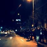 anamaria dascalu - protest Piata Universitatii